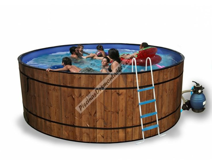 8 best images about piscinas desmontables above ground for Toi piscinas desmontables
