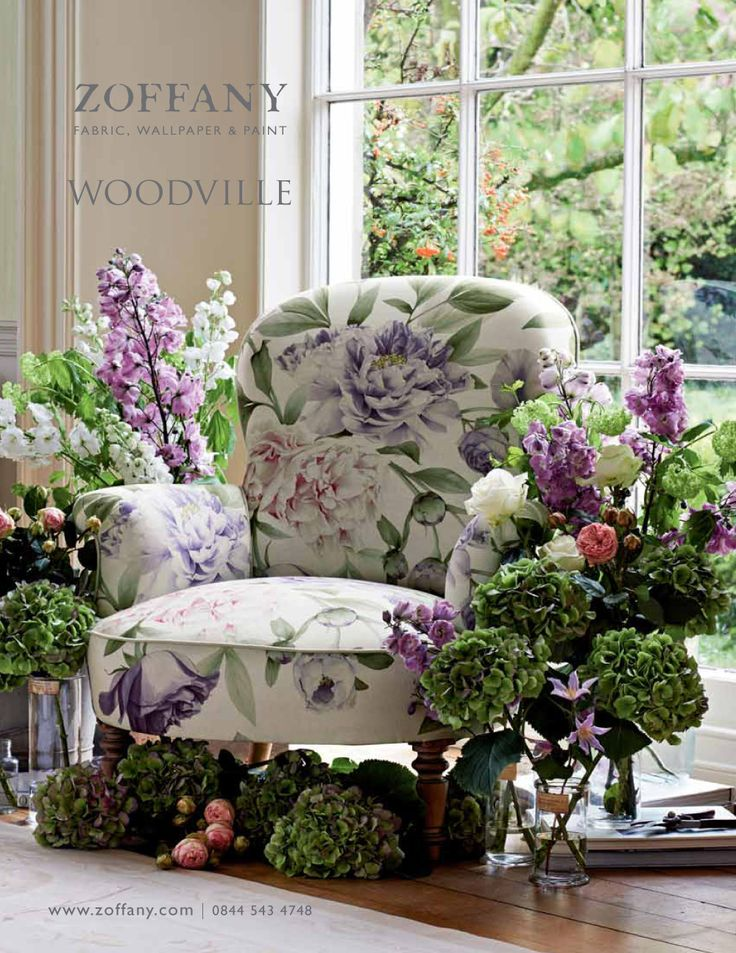 WOODVILLE MARCH 2014 The ad campaign for the Woodville collection was styled to show a slightly eccentric side of English Country living.