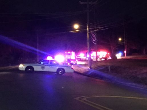 Huntsville Police respond to a wreck near the Carmike 10 movie theater on Old Monrovia Road. (Kristen Conner, WHNT News 19) #DUI #News