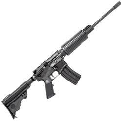 Entry level DPMS Oracle A3 AR-15 rifle with 16� light contour barrel, collapsible stock, and shooting both .223 and 5.56. Add your own optic and sights. The DPMS Oracle weighs only 6.6 pounds! Click the picture to add it to your cart. #dpms #ar15 #firearm