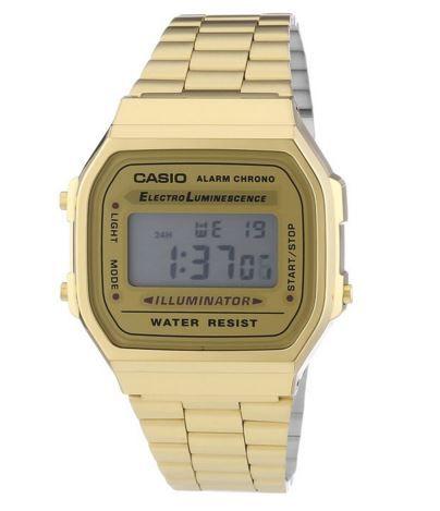 La Casio è leader mondiale nel campo degli orologi da polso, e orologi digitali a cristalli liquidi!Imodelli sono innumerevoli, e