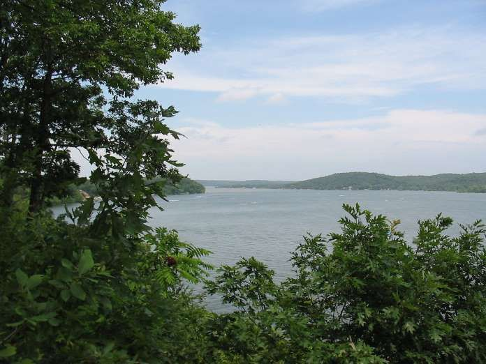 The Best Lake in Oklahoma:  Grand Lake O' The Cherokees