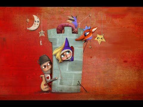 Música para princesas, dragones y caballeros. Música medieval para niños - YouTube