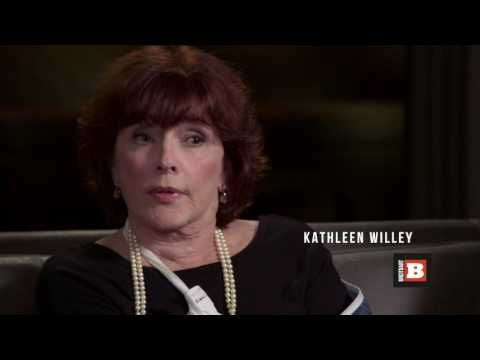 Kathleen Willey to Women: Would You Stay With A Rapist? - YouTube
