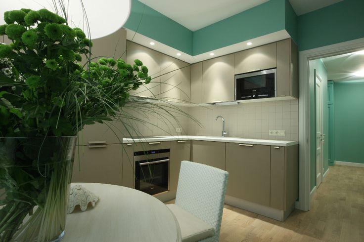 Квартира в Москве - Лучшая кухня | PINWIN - конкурсы для архитекторов, дизайнеров, декораторов