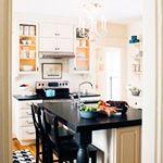 Как увеличить полезную площадь маленькой кухни