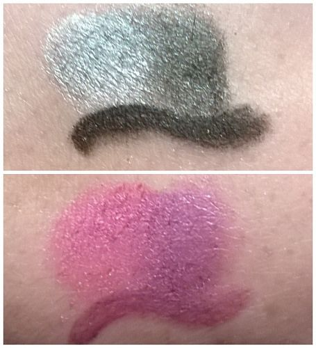 swatch 88 colours eyeshadow palette (5)
