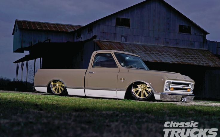 1968-シェビー-C10 車 高解像度で壁紙                                                                                                                                                                                 もっと見る