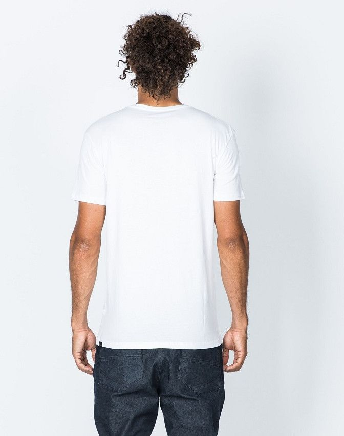 Casa Amuk - Basic V Neck Tee White