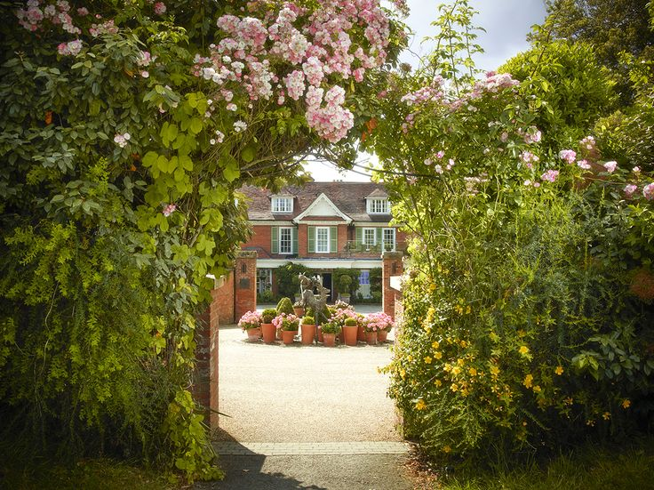 There are many magnificent hotels, but only a few of them can call themselves a true English Original.  Chewton Glen is a quintessentially English, privately owned, luxury Country House Hotel & Spa on the fringe of the New Forest and just a few minutes' walk from the sea.  In 2016 it celebrates its 50th anniversary so 'Tastes