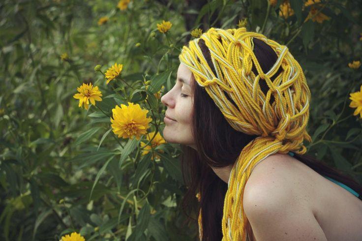 PsychoWool◄ Вязание на заказ ► необычное вязание