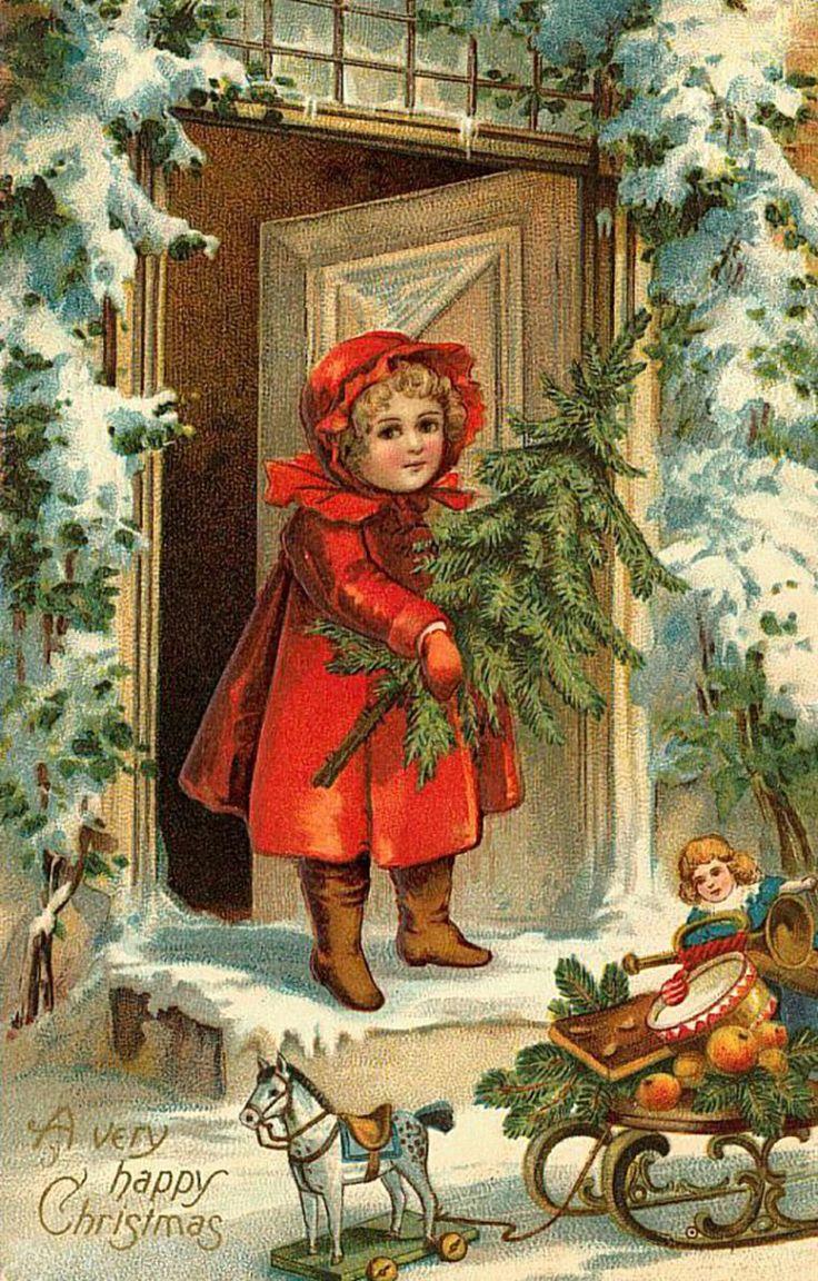 С новым старым годом рождеством открытка