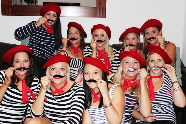 Berry Diaries: New Forest and French Silliness for Michele's Hens Party