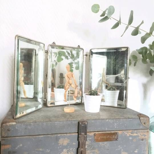 155 best Miroirs Vintage images on Pinterest