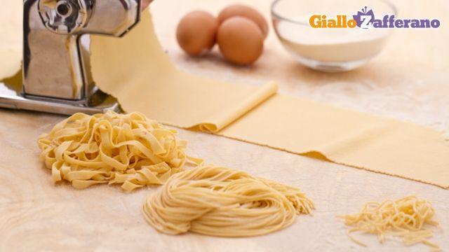 Pasta Fresca all'Uovo | Fresh #Egg #Pasta, Italy