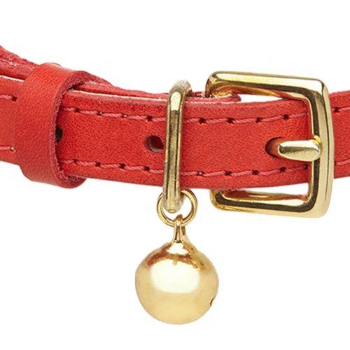 Collar para Gatos Rojo - katsdoks - 2