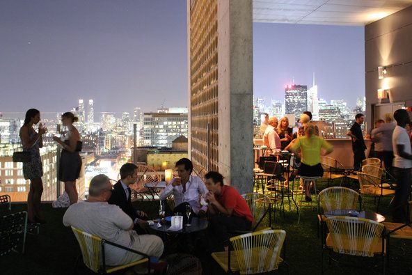 Le Bain, The Standard, Meatpacking District, New York