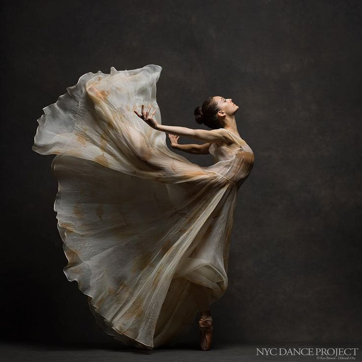 Lauren Lovette, New York City Ballet - NYC Dance Project (Photographers Deborah Ory and Ken Browar)