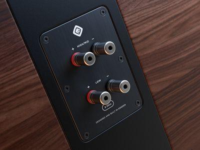 Speaker Wip 01 (3d)