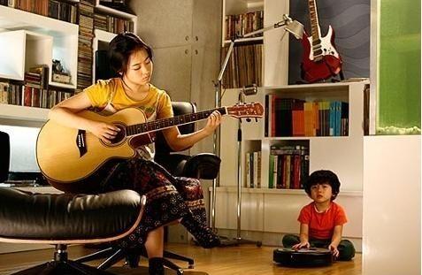 [스마트 악보] 박보영 - 아마도 그건 (기타코드악보)