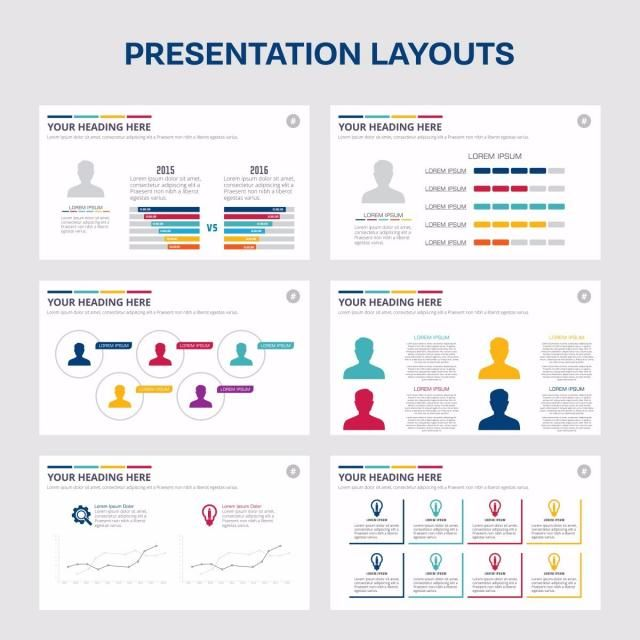 Heading Bulb Colorful Yellow Blue Red Design Infographic Presentation Annual Banner Book Brochure Business Chart Cover Flyer Graph Graphic Information
