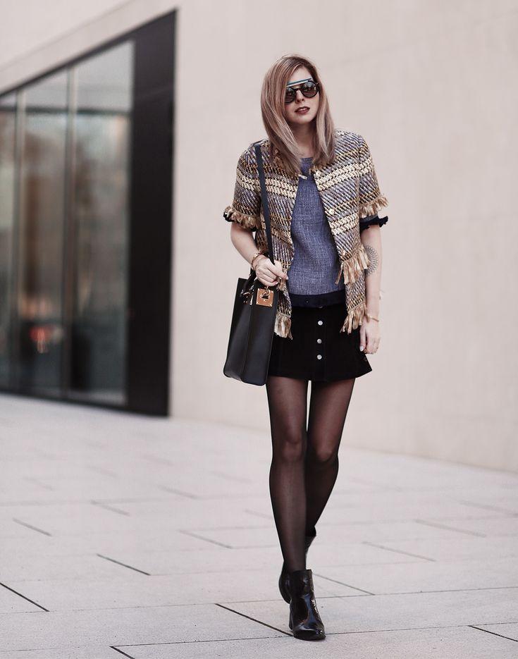 jacket*: Escada Top*: Nümph bag*: Sophie Hulme via Shopbop boots*: Liverpool sunnies: OXYDO Ich kann es kaum noch erwarten,…