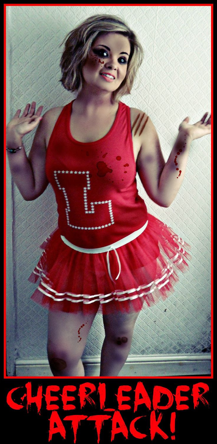 91 best dead cheerleaders images on pinterest costume ideas zombie cheerleader tutu halloween costume tutufactory solutioingenieria Gallery
