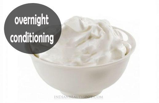 Overnight Deep Conditioning