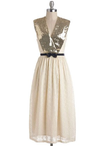 Lauren Moffatt On the Marquee Dress