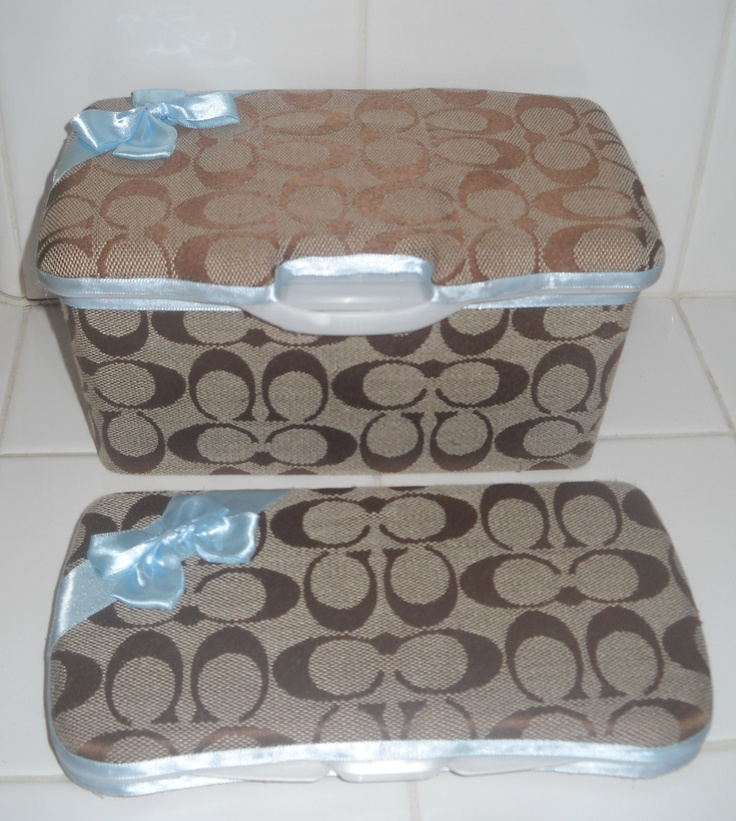 By coach fabric 13 for Case container 974
