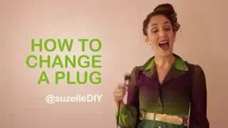 How to change a plug