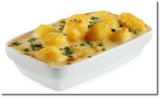 Greyerzer Käse Kartoffeln