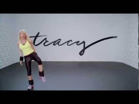 Тренировки Трейси Андерсон - YouTube