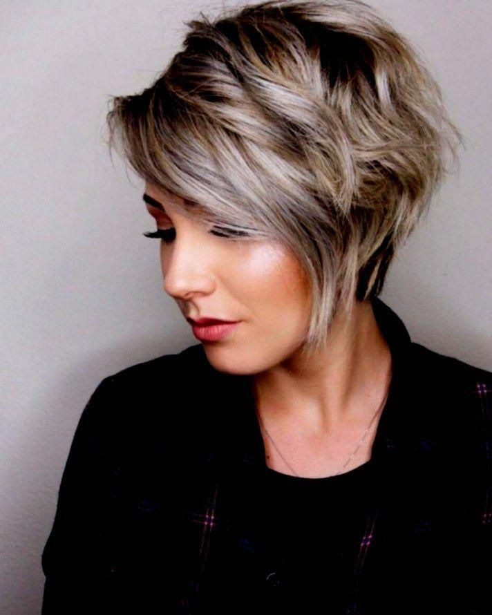 Perfect Short Pixie Haircut Hairstyle Plus Size Women Round Faces Elegant Short Hairstyles For Short Pixie Haircuts Pixie Haircut Pixie Haircut For Round Faces