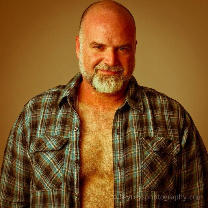 Old gay bear men