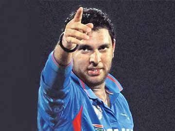 Yuvaraj - Back into Indian Cricket team