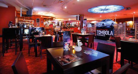 Casino Partouche - La Toque Rouge, Agon Coutainville - Cuisine du Monde
