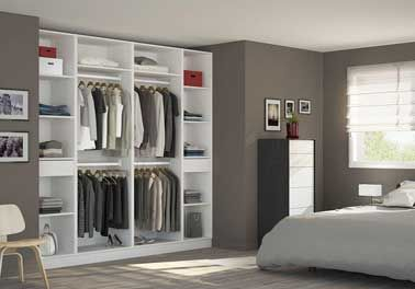 dressing sur mesure et placards prix mini assaisonnement. Black Bedroom Furniture Sets. Home Design Ideas