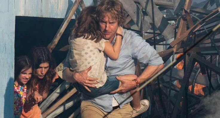 Owen Wilson dans un film d'action : c'est No escape. Premier aperçu avec son trailer. http://vdk.st/1IK2IRE