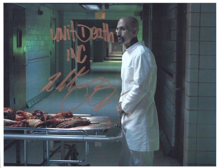 "Robert LaSardo in the 2008 mystery/horror film ""Autopsy"""