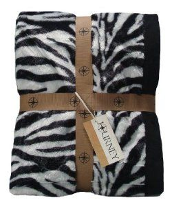 Zebra Print Bedding For A Wild Bedroom | Fun & Fashionable Home Accessories And Decor