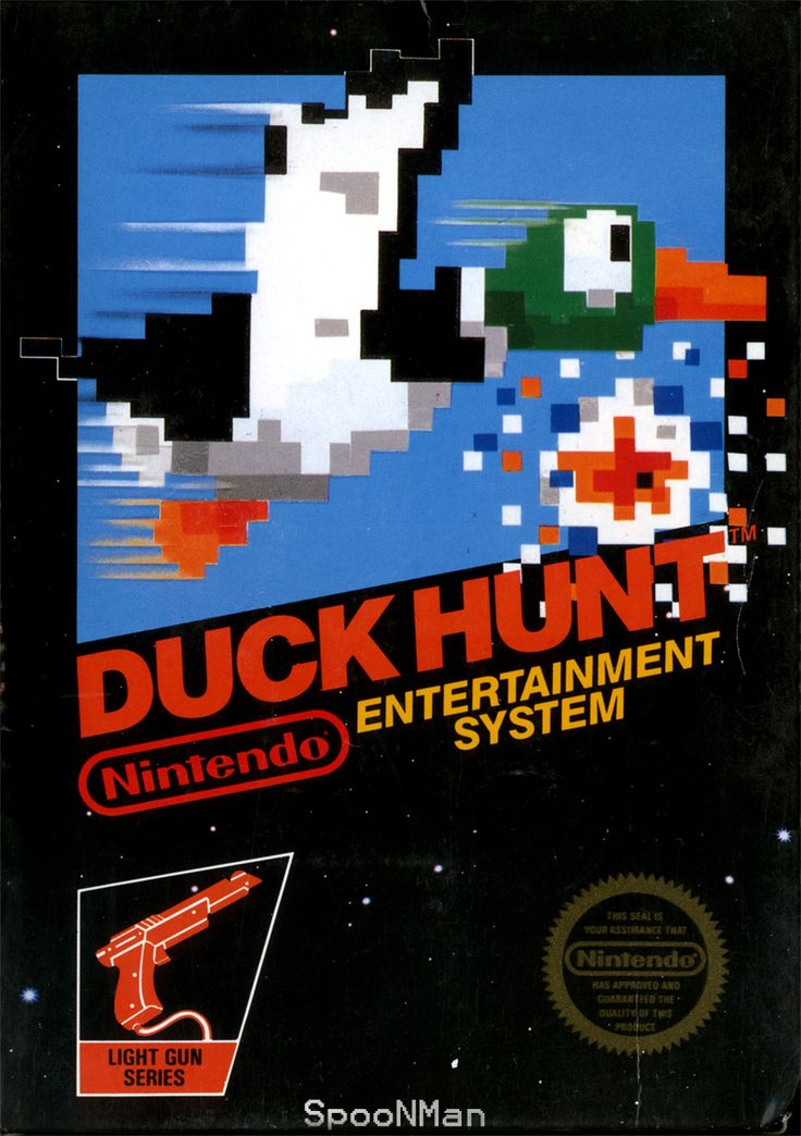 Retro Gaming Project - Duck Hunt NES