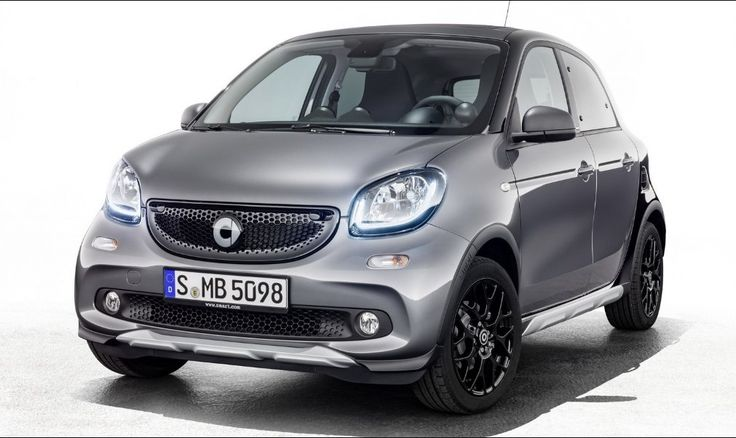 2019 Smart ForFour Crosstown Edition Specs And Price
