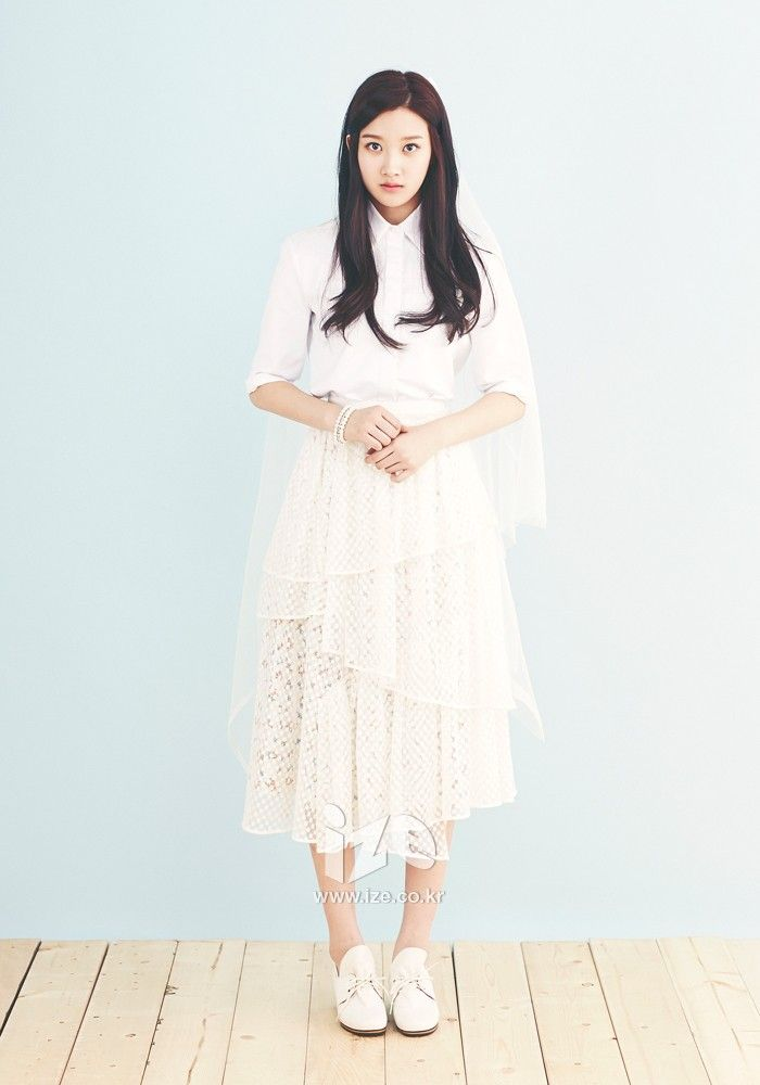 Moon Ga Young - ize Magazine April Issue '14