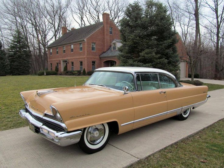 898 best images about lincoln on pinterest cute pictures for 1956 lincoln premiere 4 door sedan