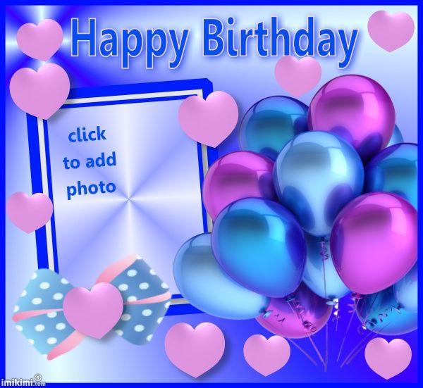 20 best Birthday wishes images on Pinterest Twin boys, Birthday - birthday wish template