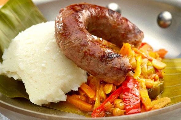 World Cup: South Africa on a Plate - Slashfood