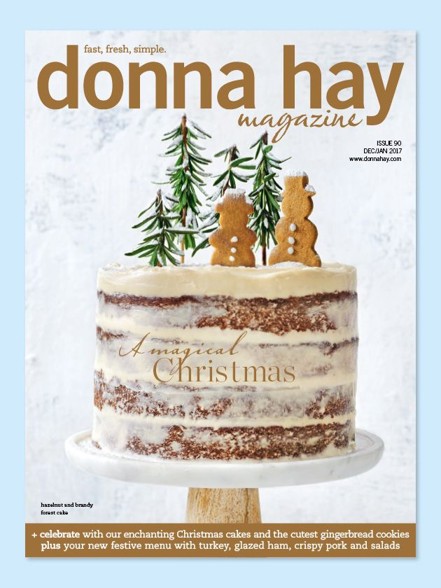The Celebration issue 90 | donna hay