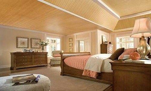 Si se tienen problemas de presión arterial alta, se recomienda pintar el techo de la recámara de color amarillo.