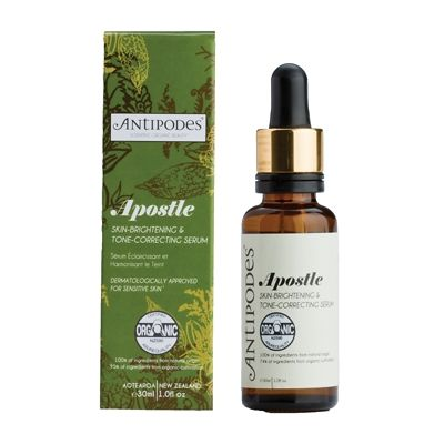 Antipodes Apostle Skin-Brightening & Tone-Correcting Serum 30ml